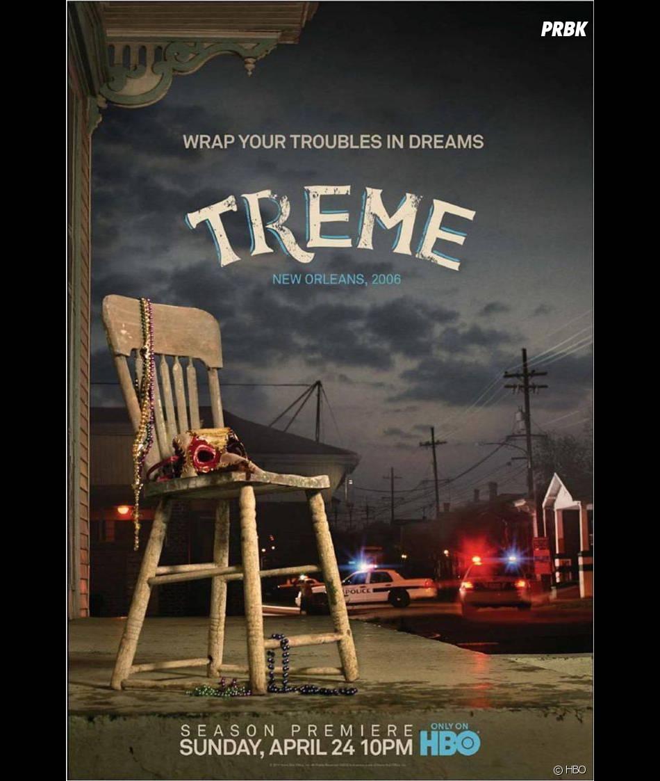 La 4ème saison de Treme sera la dernière de la série