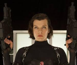 Milla Jovovich n'est pas au top dans le box-office français !