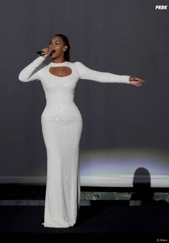 Beyoncé a retrouvé la ligne depuis la naissance de Blue Ivy... Elle doit certainement vouloir la garder intacte encore quelque temps !