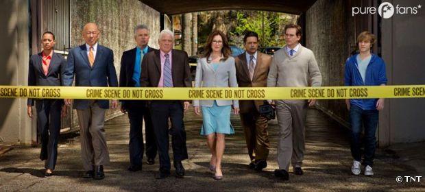 Major Crimes bénéficie d'une saison 2