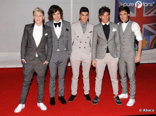 Les One Direction aiment les filles simples alors calmez-vous !