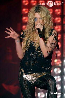 Kesha nous prouve une fois de plus qu'elle est déjantée!