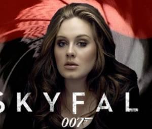 Le titre Skyfall d'Adele pour James Bond