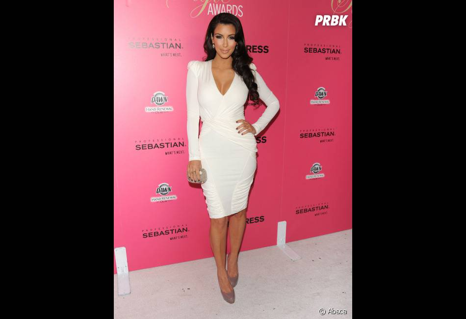Kim Kardashian, encore plus hot que sa demi-soeur !