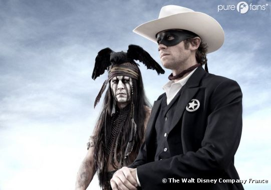 The Lone Ranger s'annonce énorme !