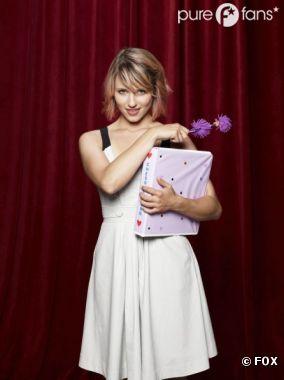 Quinn bientôt de retour dans Glee !