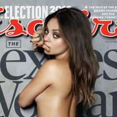 Mila Kunis : la femme la plus sexy en 2012, c'est elle ! Parole d'Esquire...et de Ted ! (VIDEO)