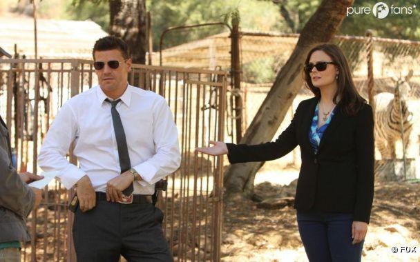 Bones veut devenir présidente dans l'épisode 4 de la saison 8 !