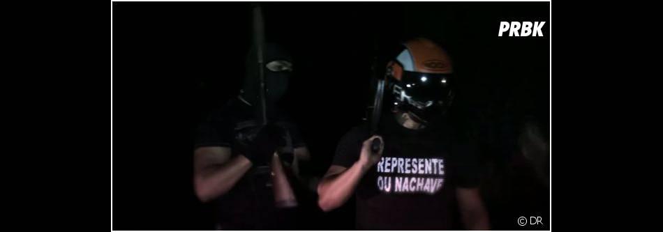 De vraies armes dans le clip de Negrescro ?