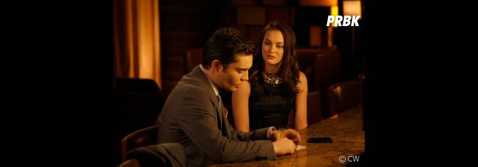 Blair et Chuck vont-ils avoir un enfant dans  Gossip Girl  ?