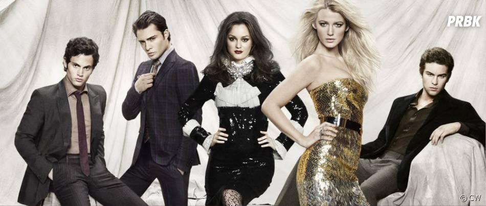 Gossip Girl est diffusé tous les lundis sur CW