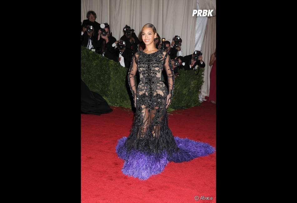 Beyoncé succède à Madonna !