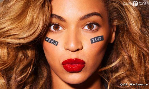 Beyoncé a annoncé sa participation au Super Bowl 2013 !
