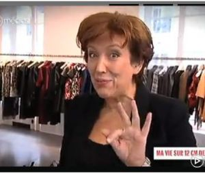 """Roselyne Bachelot et son """"J'ai un peu l'air d'une pute"""""""