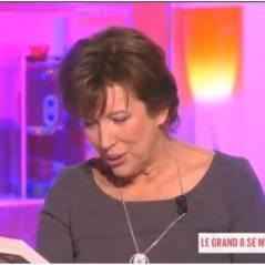 Fifty Shades of Grey : Roselyne Bachelot en mode porno sur le plateau de D8 (VIDEO)
