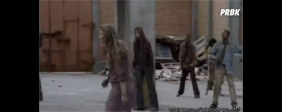 Walking Dead  saison 3 continue tous les dimanches sur AMC !