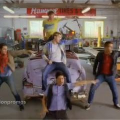 Glee saison 4 : nouvelle promo surprenante ! (VIDEO)