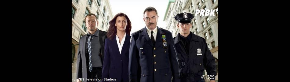 Blue Boods est diffusée sur CBS le vendredi