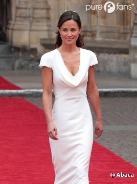 Pippa Middleton : de face ou de dos, elle est toujours sublime !