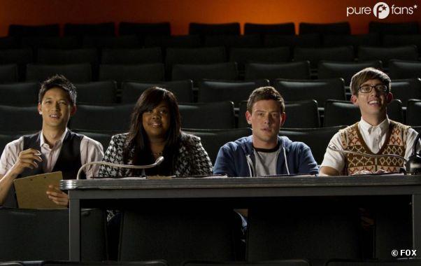 Les anciens de retour dans Glee !
