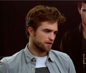 Robert Pattinson : Son interview en Australie