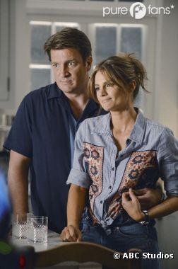 Réunion de famille pour Castle et Beckett dans l'épisode 8 !