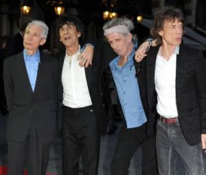 Les Rolling Stones sont toujours au top