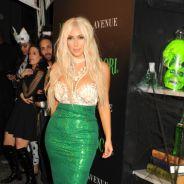 Kim Kardashian : une petite sirène plus flippante que sexy pour Halloween... FAIL ! (PHOTOS)