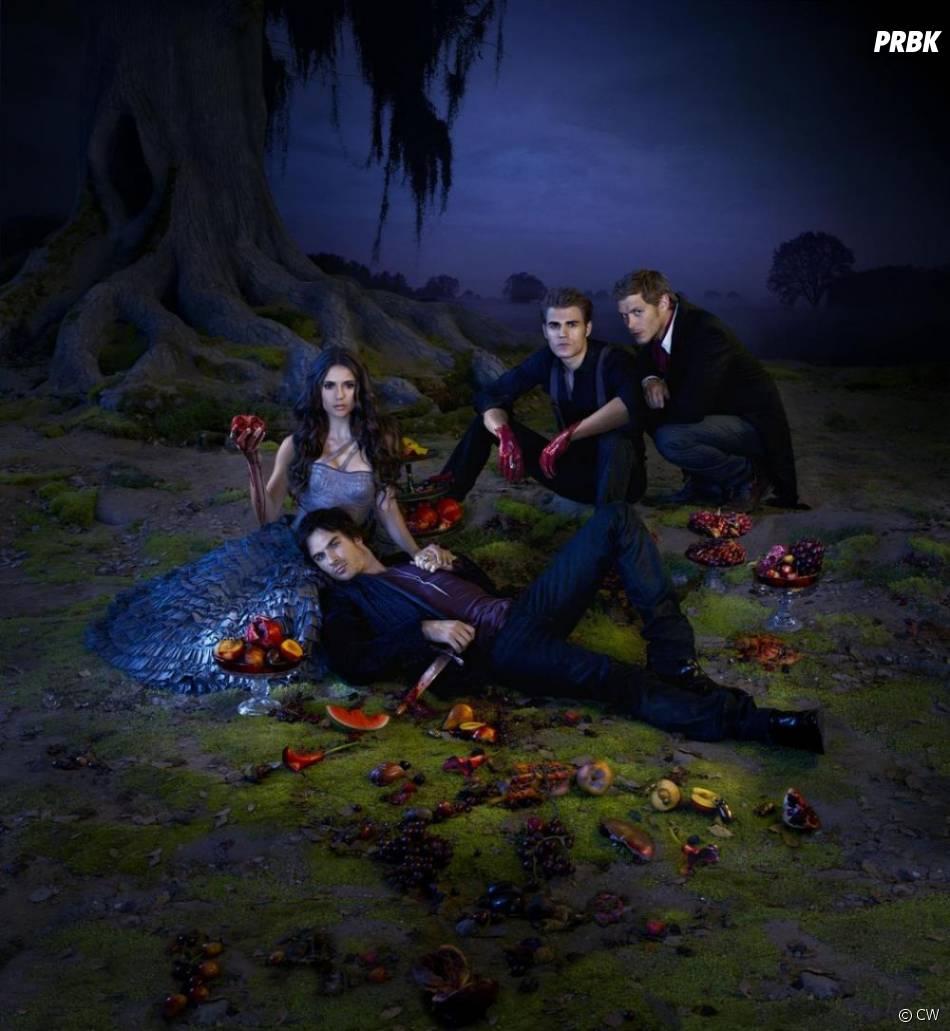 Vampire Diaries saison 4 continue tous les jeudis sur la CW