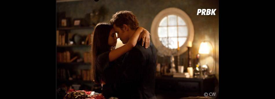 Stefan et Elena vont-ils rompre dans Vampire Diaries ?