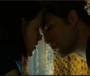 Robert Pattinson et Kristen Stewart : Leur premier baiser dans Twilight