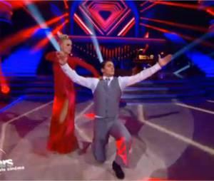 Danse avec les stars 3 : Bastian Baker est Superman sur un paso doble