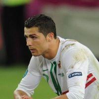 Cristiano Ronaldo : il joue les héros à la télévision italienne (VIDEO)