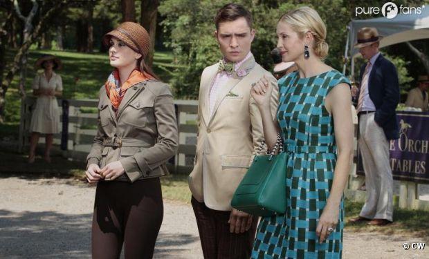 Un secret dévoilé dans l'épisode 4 de la saison 6 de Gossip Girl
