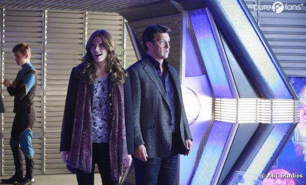 Castle et Beckett vont réaliser quelques fantasmes
