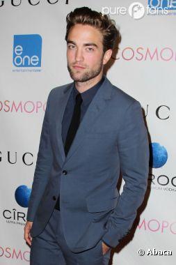 Robert Pattinson n'est pas à fond sur les élections !