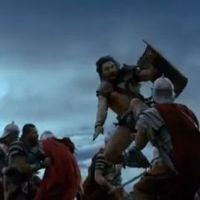 Spartacus saison 3 : du sang, du sexe et une date de retour dans un trailer excitant ! (VIDÉO)