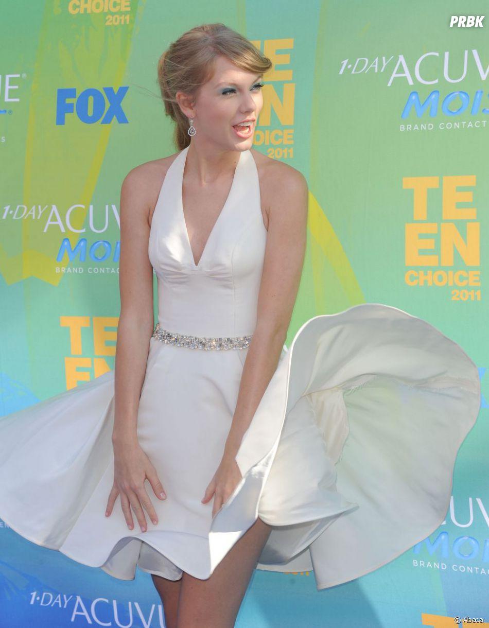 Taylor Swift n'a pas de chance avec les mecs !