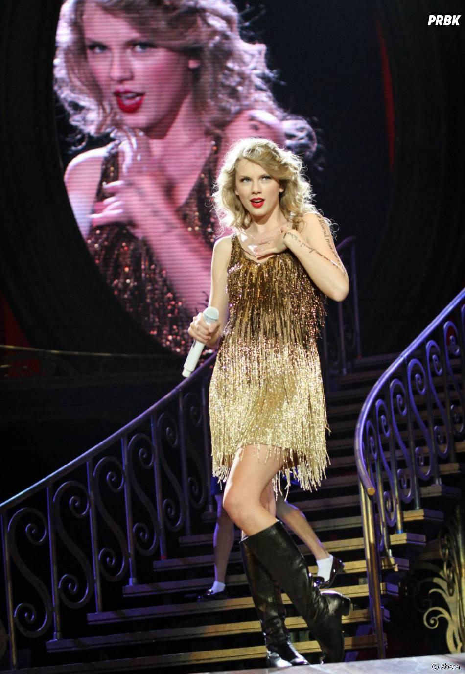 Taylor Swift est un vrai coeur d'artichaut !
