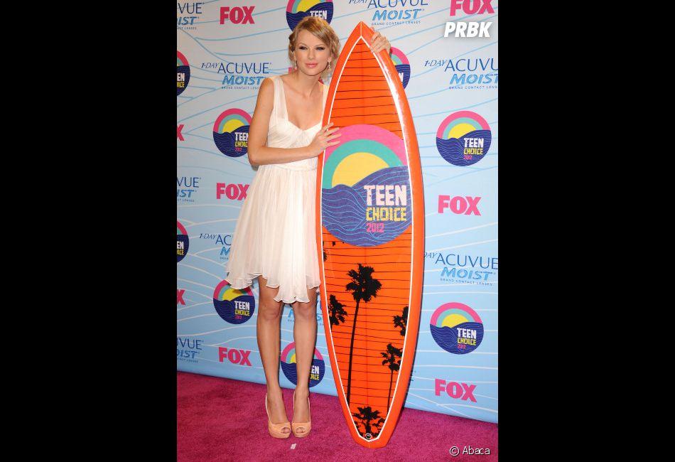 Taylor Swift veut s'investir à fond dans sa carrière et ne plus laisser de place aux mecs !