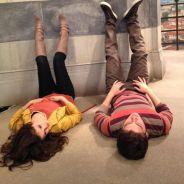 Selena Gomez : en mode détente sur le plateau des Sorciers de Waverly Place ! (PHOTO)