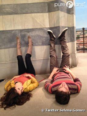 Selena Gomez est épuisée par Les Sorciers de Waverly Place !