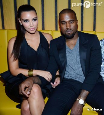 Kanye West attend que Kim Kardashian soit divorcée !
