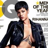 Rihanna nue dans GQ : retour sur ses couv' les plus sexy ! (PHOTOS)