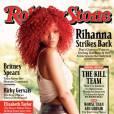 Rihanna sort le mini-short pour Rolling Stone