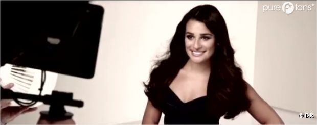 Lea Michele sublime pour L'Oréal !
