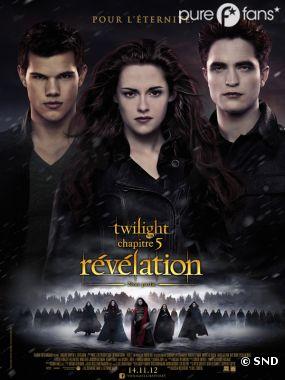 Score historique pour le dernier volet de Twilight
