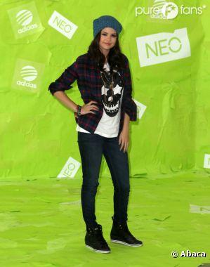 Selena Gomez : Nouvelle égérie de la marque NEO Adidas