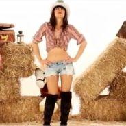 Qui veut épouser mon fils 2 : Cynthia a tourné dans un clip so sexy en mode country ! (VIDEO)
