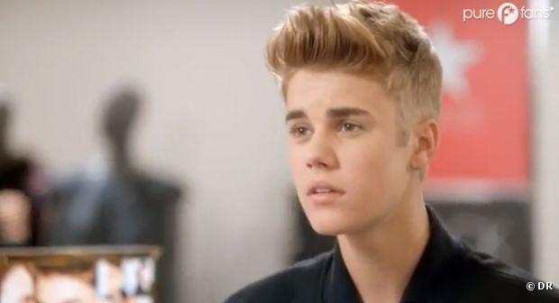 Justin Bieber va vous faire rire dans sa nouvelle pub !